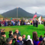 Alaska Day celebration in Sitka
